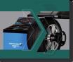 Car wheel balancers
