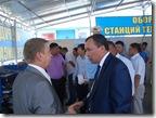 Выставка – презентация оборудования Группы Компаний ГАРО в г. Шымкент, Республика Казахстан.