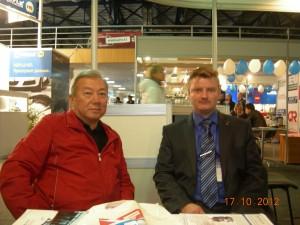 15-я Казахстанская Международная выставка автомобилей и аксессуаров «Автозапчасти. Автошоу 2012»